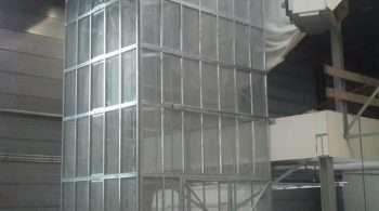 Magazijnlift bij Tromp - De Jong's Liften