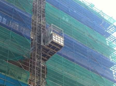 Renovatieproject - personen-/goederenlift PT2000F - De Jong's Liften