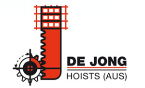 Logo De Jong's Liften