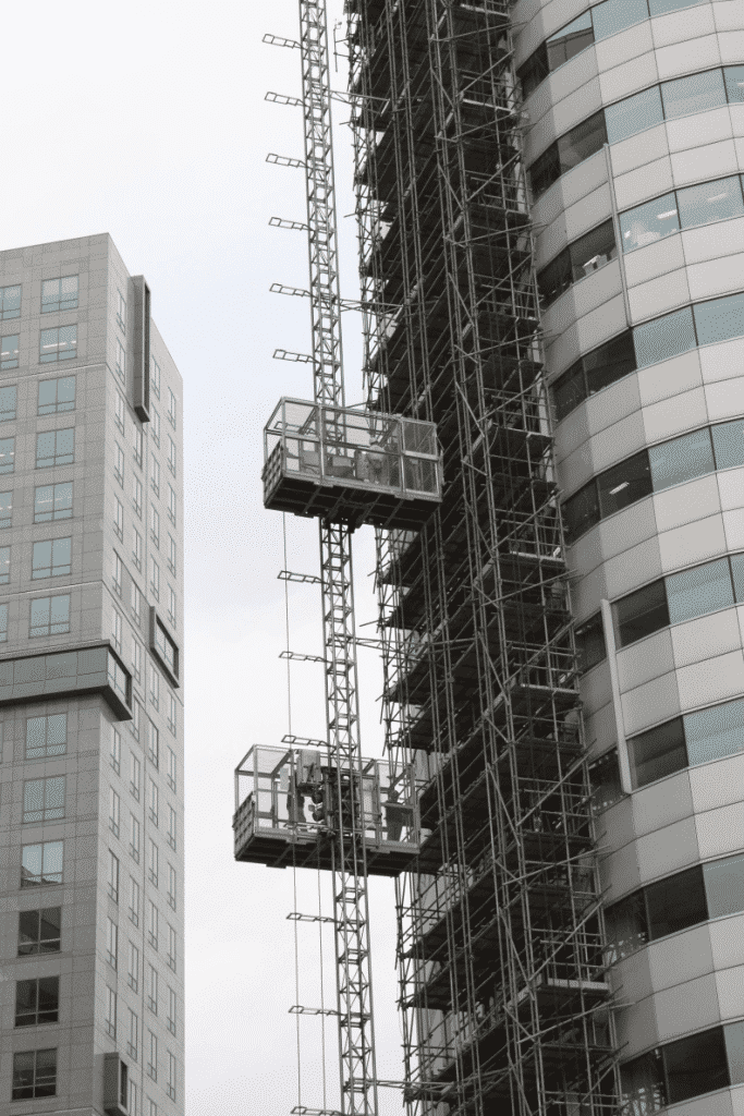 Montage en demontage van liften - De Jong's Liften
