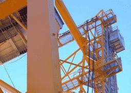 Industriële lift geschikt voor ATEX omgeving - De Jong's Liften