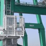 Industriële lift PE-serie - veilig vervoer personen - De Jong's Liften