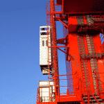 Industriële lift PE-serie voor vervoer van personen met gereedschap - De Jong's Liften