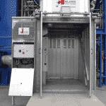 Industriële lift - personen-/goederenlift - De Jong's Liften