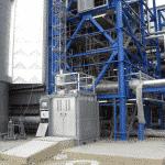 Personen-/goederenlift HP voor de industrie - De Jong's Liften