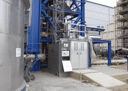 Industriële lift HP - Personen-/goederenlift - De Jong's Liften