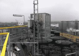 Industriële lift PT500SP en PT1000SP voor personenvervoer - De Jong's Liften