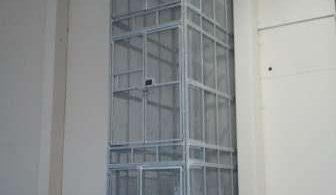 Magazijnlift WBT Vlaardingen - De Jong's Liften