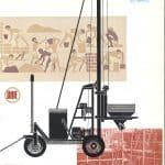 Geschiedenis - de eerste mobiele liften van De Jong's Liften